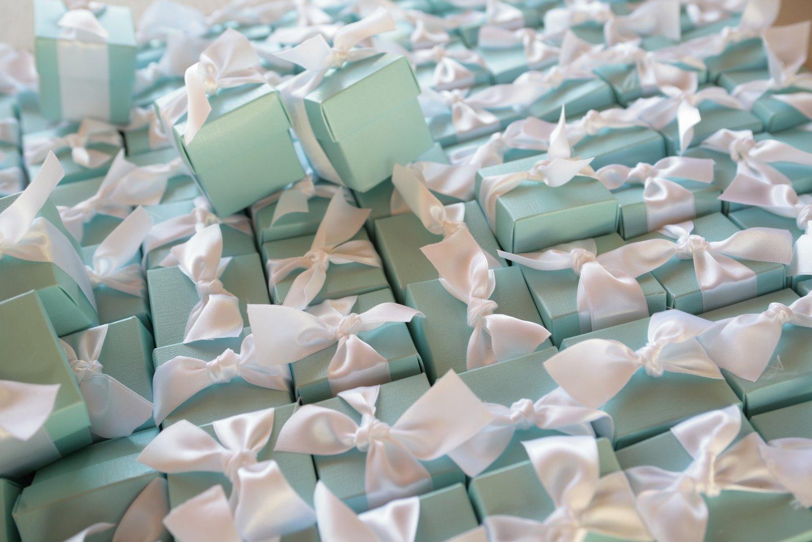 Bleu Tiffany Et Mariage Gris