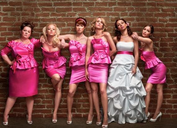 «Bridesmaids» un film sur la VRAIE vie de nos témouines…