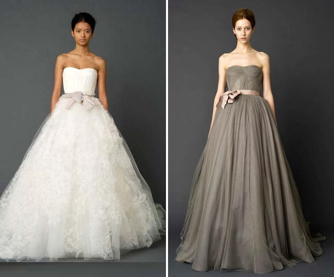 Vera wang archives des id es pour un joli mariage et for Meilleures robes de mariage vera wang