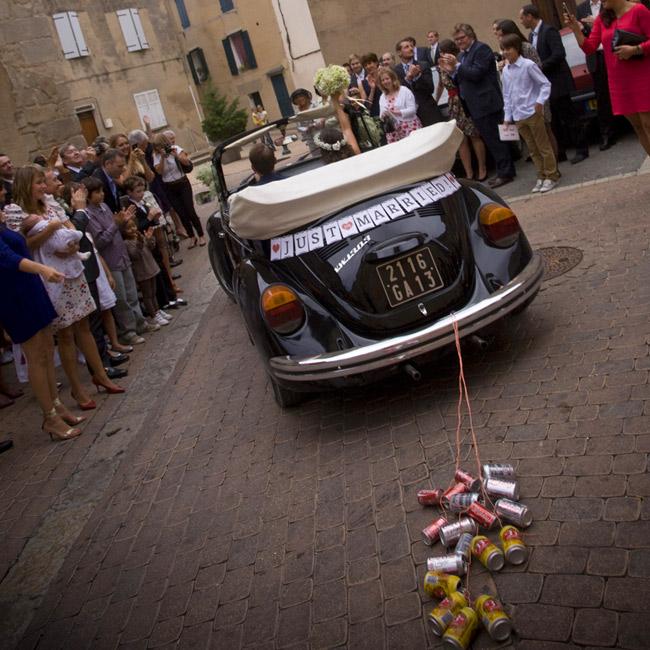 Favori Real Wedding S6E8 - La classe américaine à la française - Des  JS97