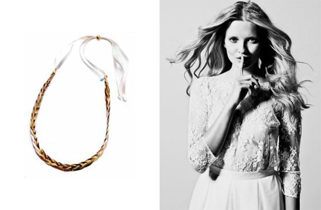 Une collection de bijoux «Les Cerises de Mars» pour Delphine Manivet