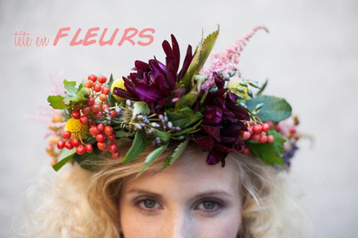 Bouquet de tête