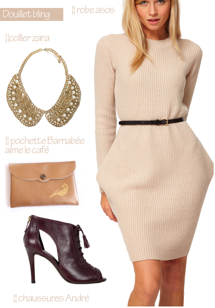 Robe classe pour mairie