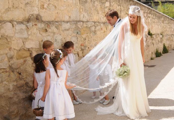 Robe ceremonie petite fille cyrillus