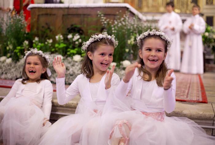 Enfants D Honneur Des Idees Pour Un Joli Mariage